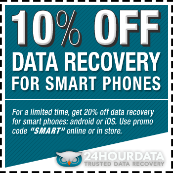 smartphone recovery discount